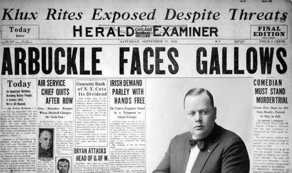 Image result for fatty arbuckle