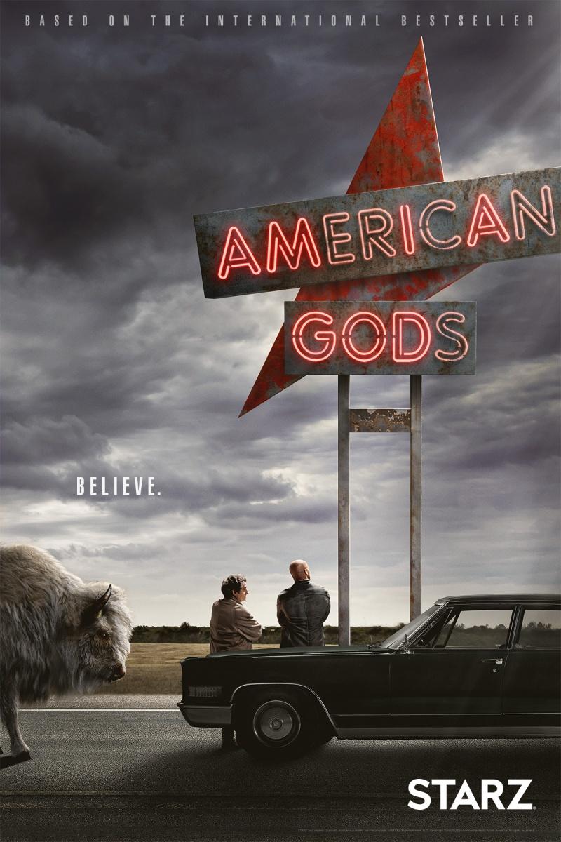 """""""AMERIČKI BOGOVI"""" - Mitologija, mitomanija i način života"""