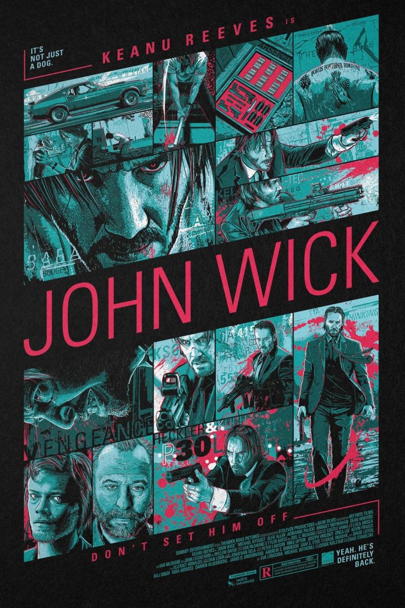 Zašto volimo JOHNA WICKA?