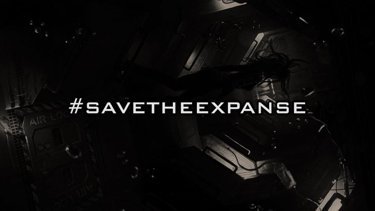 #SavetheExpanse - Svemirski SF koji treba sačuvati