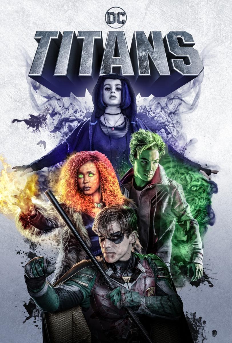 """Što mislim o početku serije """"TITANS""""?"""