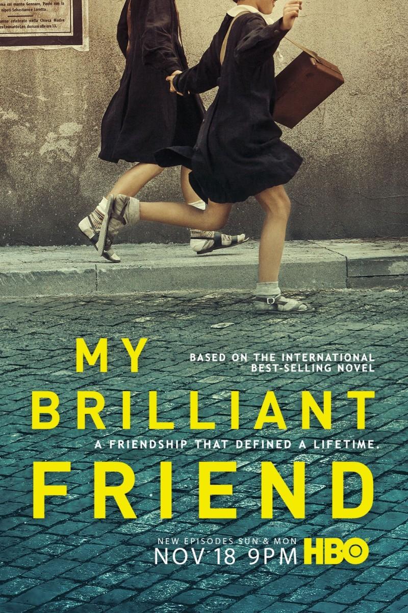 """Adaptacija """"GENIJALNE PRIJATELJICE"""" Elene Ferrante - može li se knjiški fenomen prenijeti na TV?"""