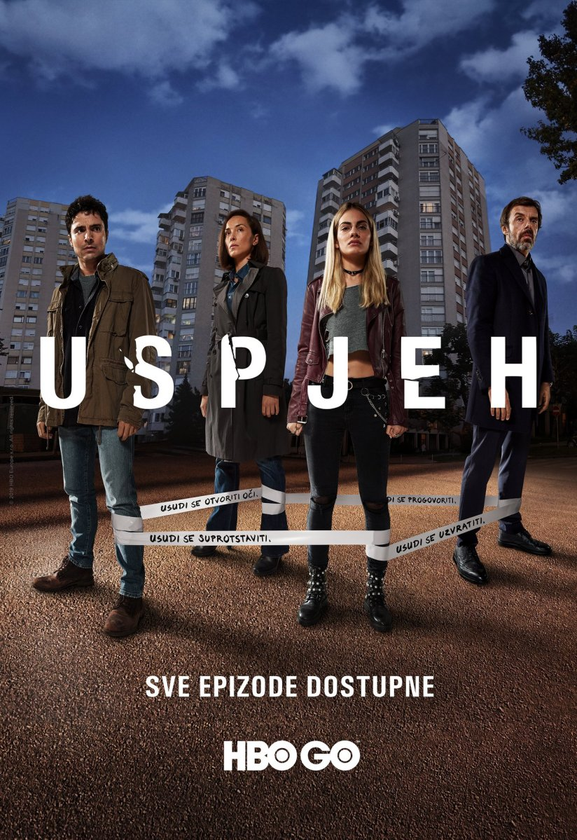 """USPJEH"" - Prva HBO domaća serija zaslužuje to ime"